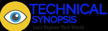 TechnicalSynopsis